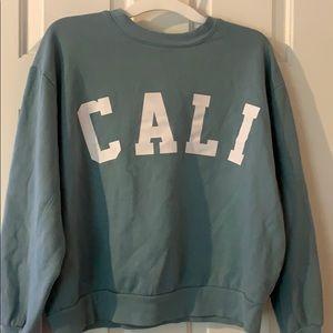 Wild Fable Cali Pullover Sweatshirt